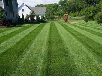 Lawn Mowing Contractor in Whitsett, NC, 27377