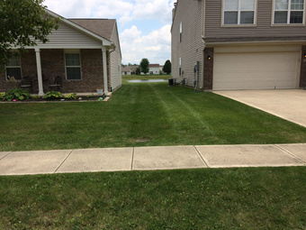 Lawn Mowing Contractor in Indianapolis , IN, 46236