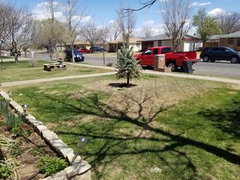 Lawn Mowing Contractor in Amarillo, TX, 79106