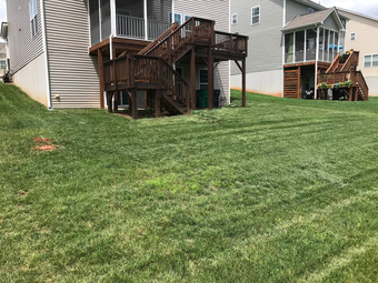 Lawn Mowing Contractor in Raleigh , NC, 27608