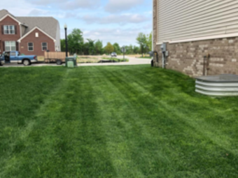 Lawn Mowing Contractor in Charter Township Of Clinton, MI, 48035