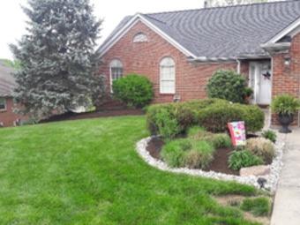 Lawn Mowing Contractor in Cincinnati, OH, 45238