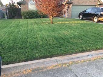 Lawn Mowing Contractor in Oklahoma City, OK, 73170