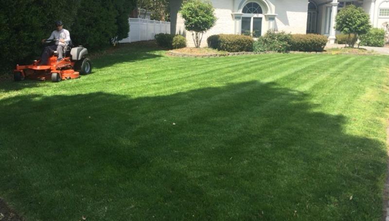 Lawn Mowing Contractor in Newport News, VA, 23605