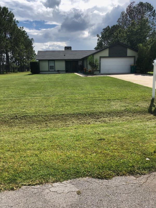 Lawn Mowing Contractor in Saint Cloud, FL, 34769