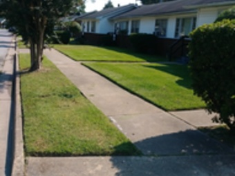 Lawn Mowing Contractor in Norfolk, VA, 23504