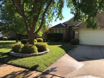 Lawn Mowing Contractor in Shady Shores, TX, 76208