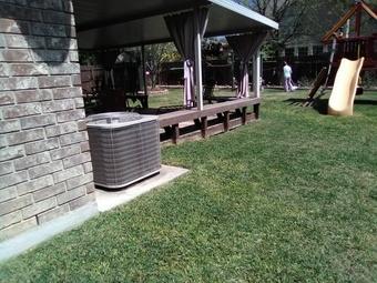 Lawn Mowing Contractor in San Antonio, TX, 78221
