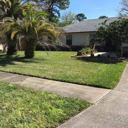 Lawn Mowing Contractor in Jacksonville, FL, 32244