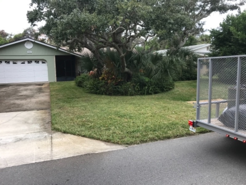 Lawn Mowing Contractor in New Smyrna Beach, FL, 32168