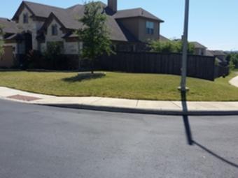 Lawn Mowing Contractor in San Antonio, TX, 78230
