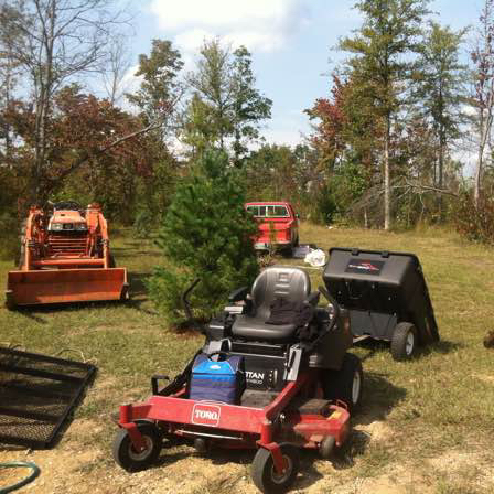 Lawn Mowing Contractor in Chattanooga, TN, 37421