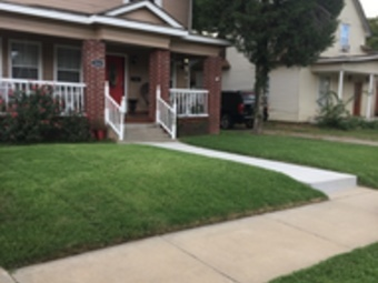 Lawn Mowing Contractor in Oklahoma City, OK, 73118