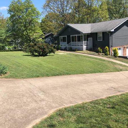 Lawn Mowing Contractor in Chattanooga, TN, 37416