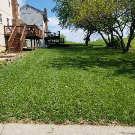 Lawn Mowing Contractor in Kansas City, MO, 64133