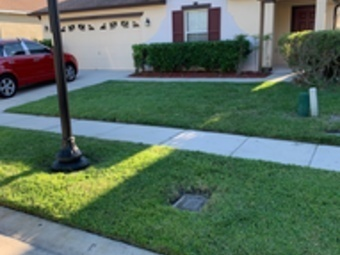 Lawn Mowing Contractor in Kissimmee, FL, 34741
