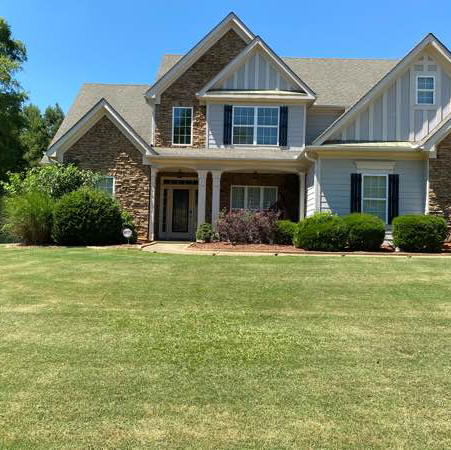 Lawn Mowing Contractor in Atlanta, GA, 30349