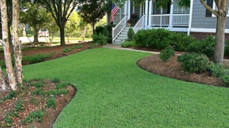 Lawn Mowing Contractor in Holly Pond, AL, 35083