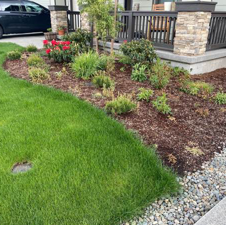 Lawn Mowing Contractor in Tacoma, WA, 98023