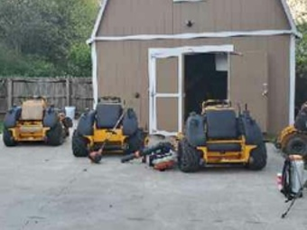 Lawn Mowing Contractor in Lebanon, TN, 37087