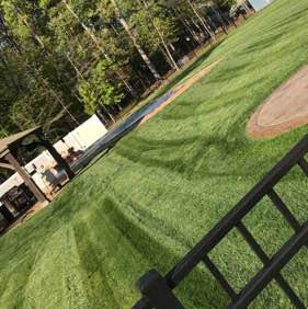 Lawn Mowing Contractor in Fredericksburg, VA, 22408