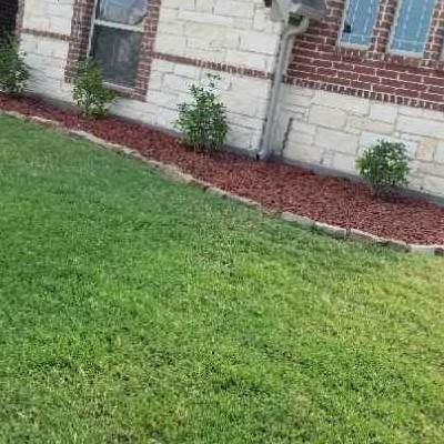 Lawn Mowing Contractor in Dallas, TX, 75232