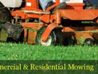 Lawn Mowing Contractor in Knoxville, TN, 37921