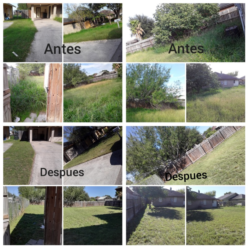 Lawn Mowing Contractor in Mission, TX, 78574