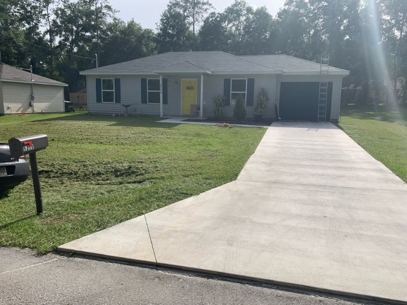Lawn Mowing Contractor in Ocala, FL, 34470