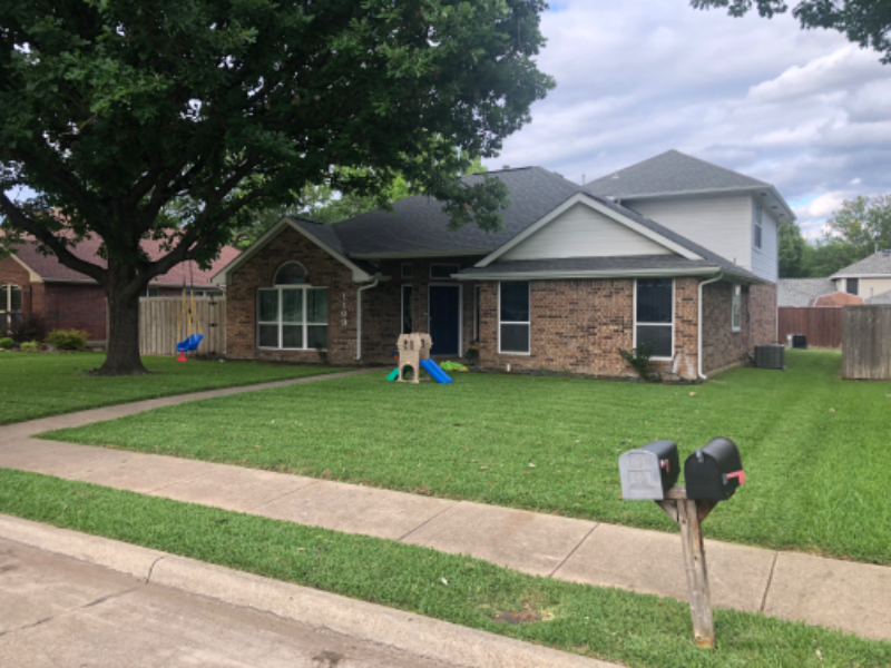 Lawn Mowing Contractor in Sachse, TX, 75048