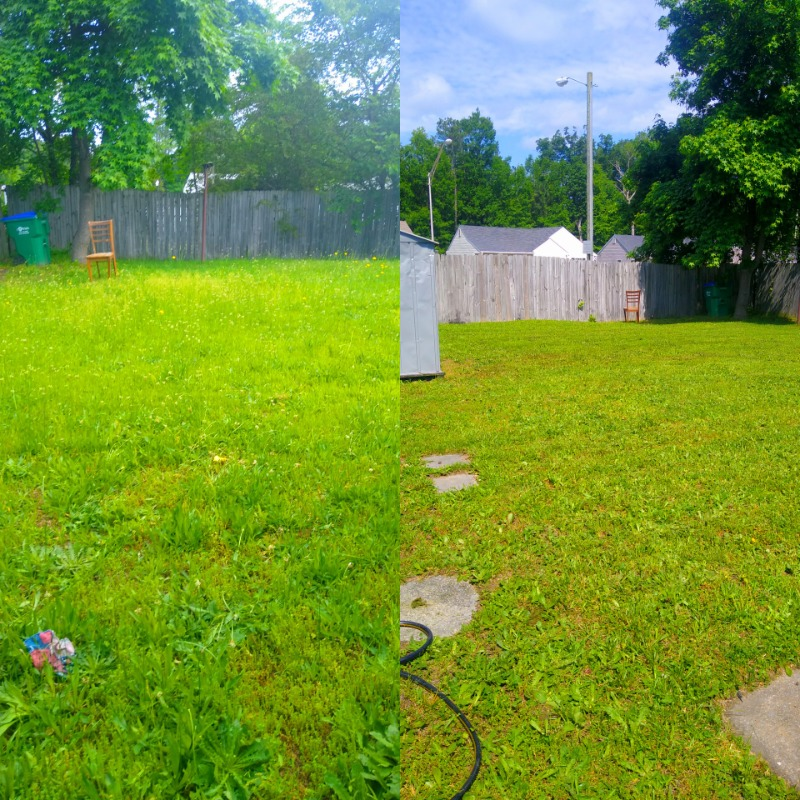 Lawn Mowing Contractor in Rome, GA, 30161