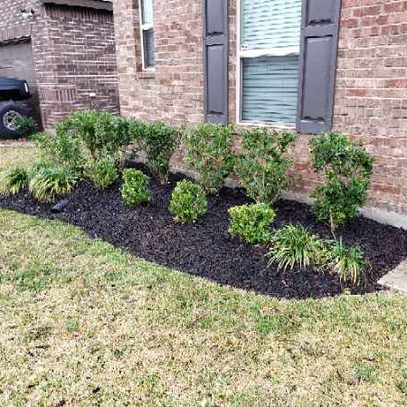 Lawn Mowing Contractor in Spring, TX, 77338
