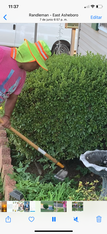 Lawn Mowing Contractor in Randleman, NC, 27317