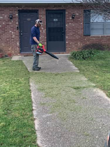 Lawn Mowing Contractor in Raleigh, NC, 27610