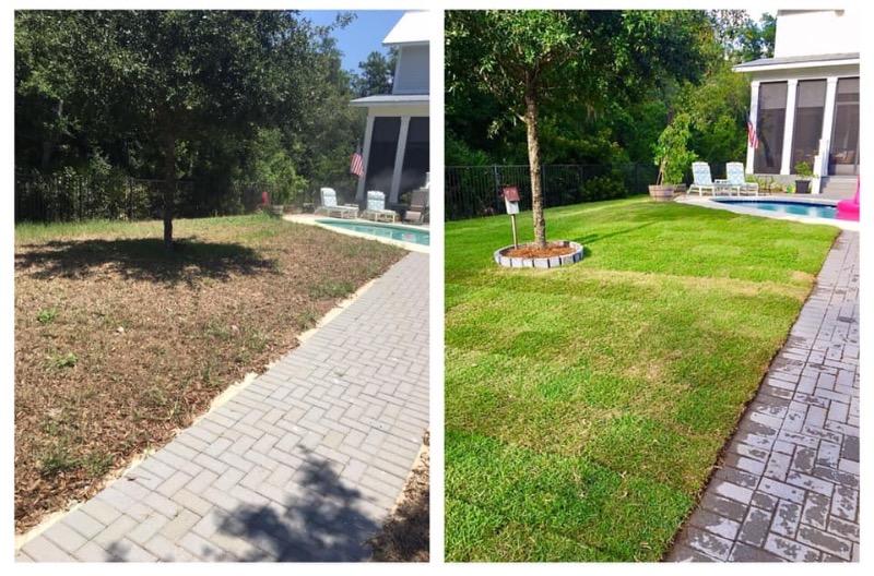 Lawn Mowing Contractor in Graceville, FL, 32440