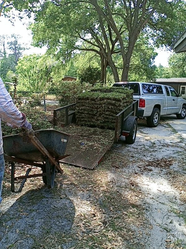Lawn Mowing Contractor in Gainesville, FL, 32609