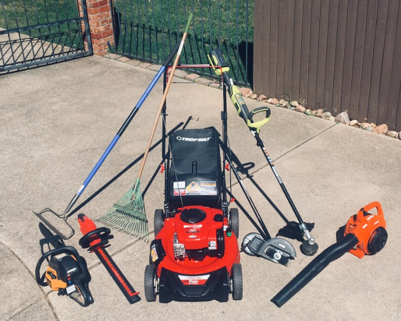 Lawn Mowing Contractor in Flower Mound, TX, 75028