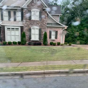 Lawn Mowing Contractor in Hiram, GA, 30141