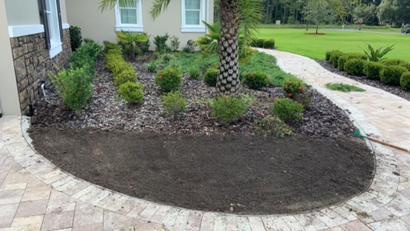 Lawn Mowing Contractor in Silver Springs Shores, FL, 34472