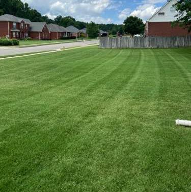 Lawn Mowing Contractor in Harvest, AL, 35749