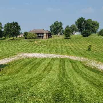 Lawn Mowing Contractor in Caseyville, IL, 62232