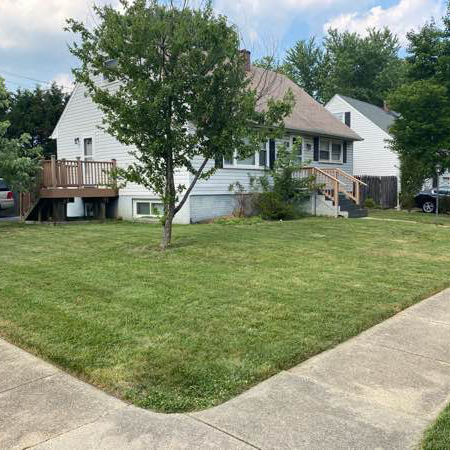 Lawn Mowing Contractor in Indian Head, MD, 20640