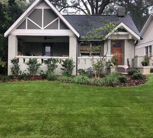 Lawn Mowing Contractor in Powder Springs, GA, 30127