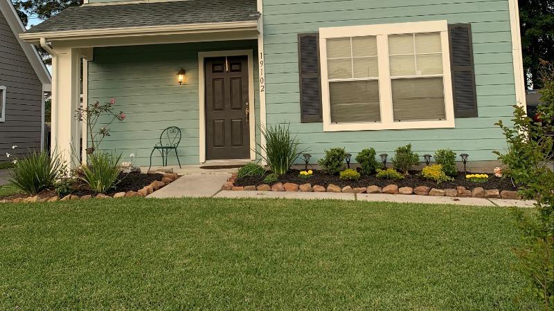 Lawn Mowing Contractor in Atascocita, TX, 77346