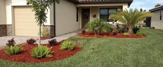 Lawn Mowing Contractor in Zephyrhills West, FL, 33541