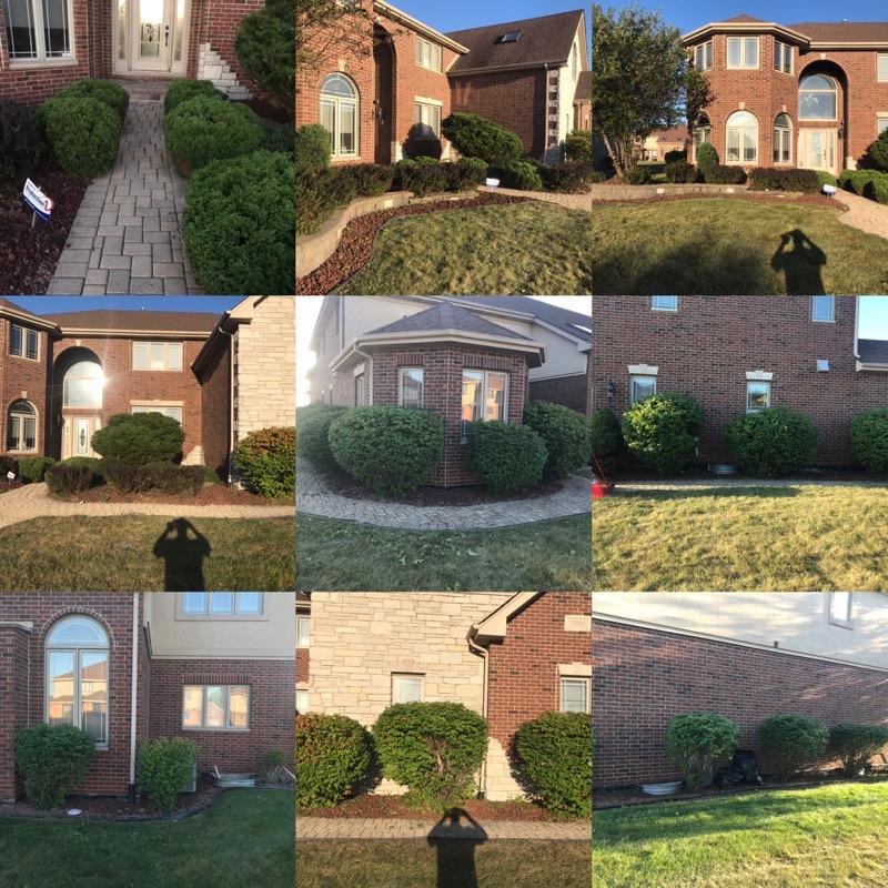 Lawn Mowing Contractor in Hazel Crest, IL, 60429