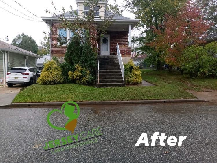 Lawn Mowing Contractor in New Brunswick, NJ, 08903