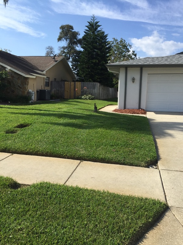 Lawn Mowing Contractor in Hudson, FL, 34667