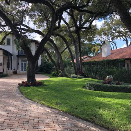 Lawn Mowing Contractor in Homestead, FL, 33033