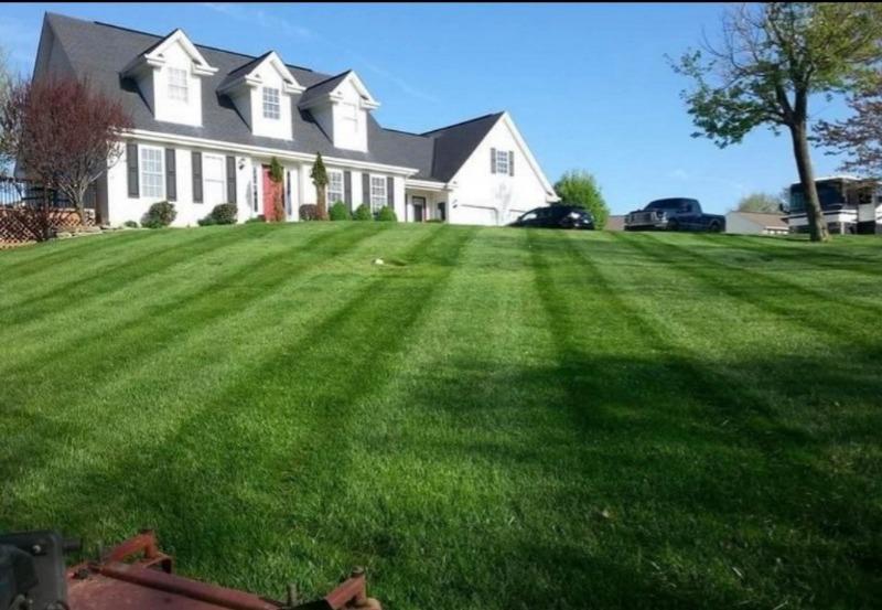 Lawn Mowing Contractor in Braselton, GA, 30517